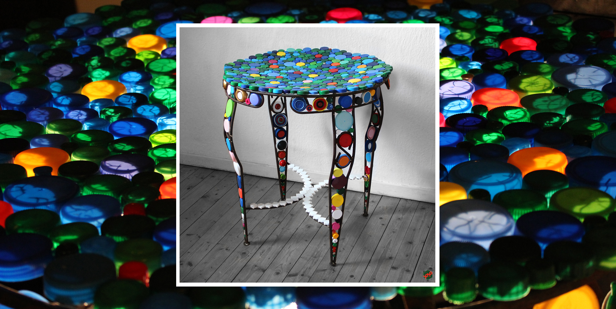 upcycling table